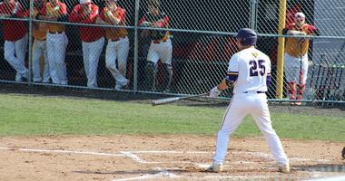 Junior infielder Jared Malone is hitting .482 for West Chester this season with 67 RBI.