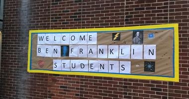Benjamin Franklin High School resumes at Khepera
