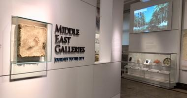 Tours of Middle East Galleries at Penn Museum will now be led by refugees and immigrants