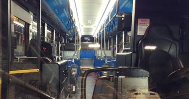 Electric SEPTA Bus