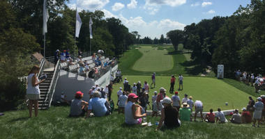 BMW Championship at Aronimink Golf Club