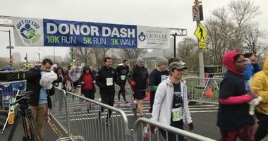 Annual Donor Dash