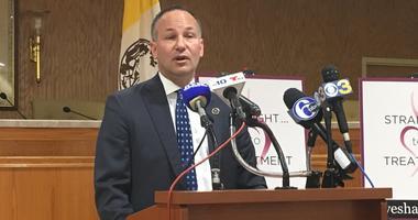 Burlington County Prosecutor Scott Coffina