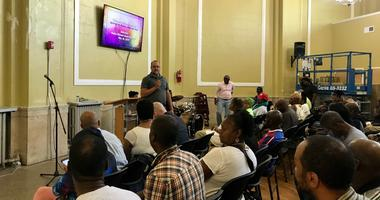 Brian Jenkins founded the Chosen 300 ministries back in 1996.