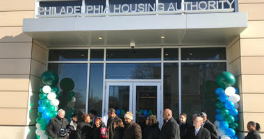 The Philadelphia Housing Authority cut the ribbon on its new headquarters on Tuesday, marking a major milestone in a $600 million  investment in North Philadelphia, that is the centerpiece of community change.
