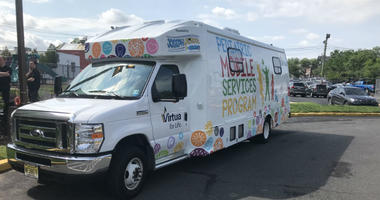 Virtua's new Pediatric Mobile Services unit is bringing dental screenings, flu shots and more out of the hospital and into neighborhoods.
