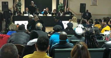 After multiple shootings in Southwest Philadelphia in recent weeks that involved teenagers, an emergency community meeting was held Thursday night to bring attention to the issue, including how to prevent youth gun violence in the future.