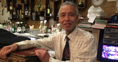 Imperial Inn co-owner Tom So.