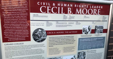 SEPTA, elected officials and community activists gathered at the corner of North Broad and Cecil B. Moore Avenue Tuesday to celebrate the fearless civil rights activist, and there are plans to ensure no one forgets Cecil Moore.