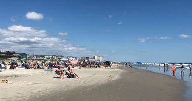 If you decided to spend the holiday weekend down the shore, you might a good choice.