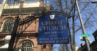 One of the oldest original structures in the nation, Christ Church in Old City, is in need of serious preservation work to its steeple, and fundraising efforts are underway.