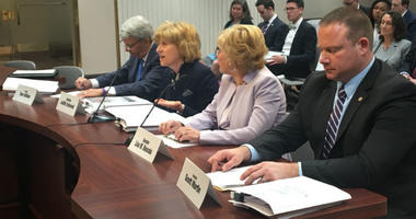 State senators, including Democrat Judy Schwank, spoke of momentum behind wide-ranging changes intended to make voting more convenient.
