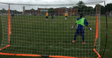 Area high schools participated in the sixth annual Unified Soccer Championship at George Washington High School, where students with and without intellectual disabilities play on the same team.