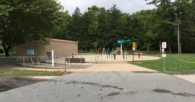 The Fountain of Youth spray park in Pottstown would normally be filled with the sound of kids playing, but instead it's silent.