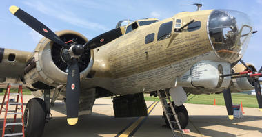 The Wings of Freedom tour has landed at the Northeast Philadelphia Airport, where visitors get a chance to see and climb aboard four fully restored World War ll bomber and fighter aircrafts — the ultimate living history experience.