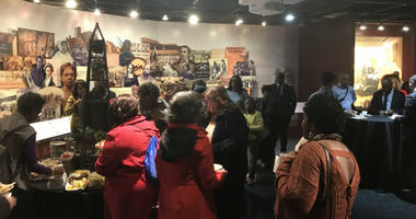 """The Smithsonian Channel on Wednesday screened their film """"The Green Book Guide to Freedom"""" at the African American Museum in Philadelphia."""