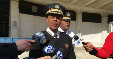 Police Commissioner Richard Ross