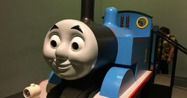 """""""Thomas & Friends: Explore the Rails"""" opens Saturday at the Please Touch Museum."""