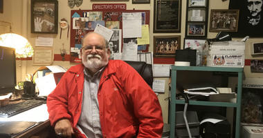 A New Jersey high school teacher gets the surprise of a lifetime as he gets ready to retire after more than four decades on the job.