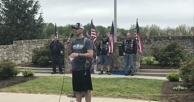 Carry The Load is a special walk with a focus on America's heroes that made its way through the Delaware Valley.