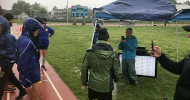 It was a test of mental and physical endurance for athletes at a special race that took place this weekend in Delaware County that was a showcase for some world class running.