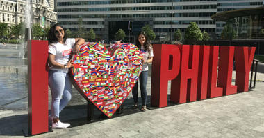 Philadelphia hosts the official kick off for Immigrant Heritage Month.