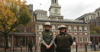 Sarah Falch and Nicole Felmeth