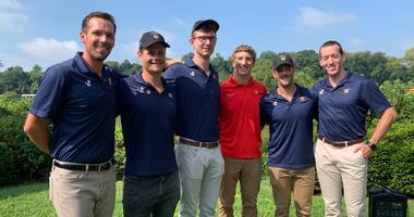 Greg Ansolabehere, far left, is one of 11 elite rowers heading to the World Rowing Championships, Aug. 25 through Sept. 1, in Austria.