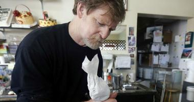 Masterpiece Cakeshop owner Jack Phillips