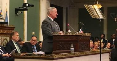 Mayor Jim Kenney