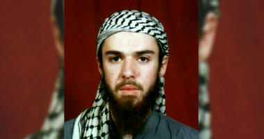 American John Walker Lindh is seen in this undated file photo obtained Tuesday, Jan. 22, 2002, from a religious school where he studied for five months in Bannu, 304 kilometers (190 miles) southwest of Islamabad, Pakistan.