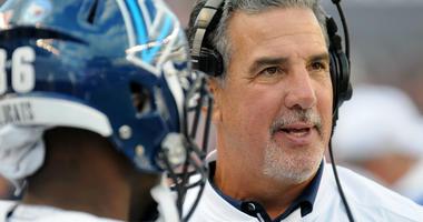 Villanova head coach Mark Ferrante