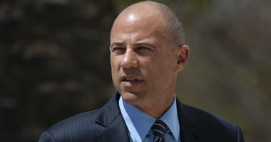 In this April 1, 2019 file photo, attorney Michael Avenatti arrives at federal court in Santa Ana, Calif.