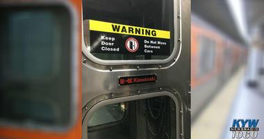 SEPTA Safety Warning