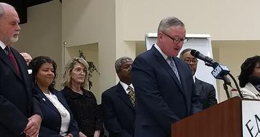 Mayor Jim Kenney announces Philadelphia Safe Return program