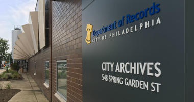 The new home for the Philadelphia City Archives is now open to the public on Spring Garden Street.