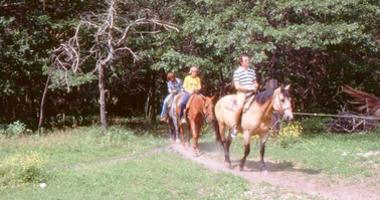 Pocono Horseback Ride