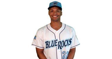 Wilmington Blue Rocks' Tyler Hill