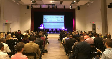 Businesses shared success stories about practical workforce development solutions at a Roadmap for Growth forum.