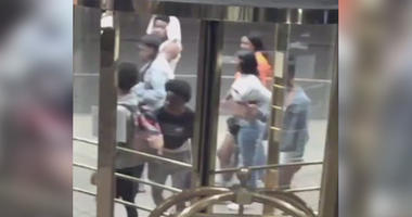Video image of teenagers suspected of attacking 32-year-old Rizzo Mertz