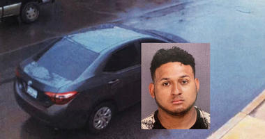Police in Upper Darby say a man has been arrested after trying to lure two teenage girls into his car.