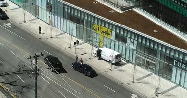 A white van collided with numerous pedestrians in Toronto, Canada on April 23.