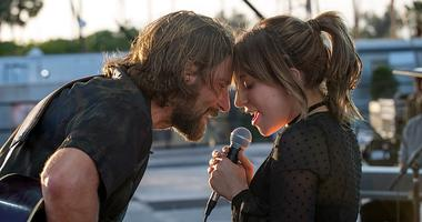 "Bradley Cooper, left, and Lady Gaga in a scene from the latest reboot of the film ""A Star is Born."""