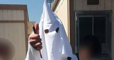 KKK Student Costume