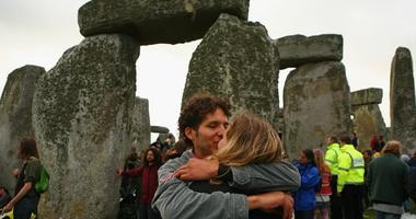 Pagans and neo-druids treat the solstice like the ultimate marriage ceremony. Many couples go to Stonehenge on the Salisbury Plain to confirm their love on the longest day of the year in the Northern Hemisphere.