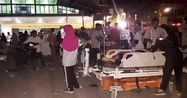6.9-magnitude earthquake hits Indonesia