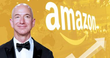 Apple may soon have some company in the trillion dollar club. Jeff Bezo's Amazon is worth about $940 billion.