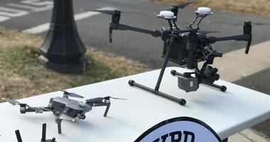 NYPD unveils new drone system