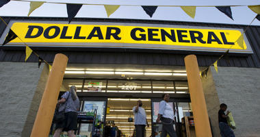 Dollar General sells a ton of soda, chips, and candy.