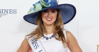 Miss Kentucky 2014 Ramsey Carpenter attends the 141st Kentucky Derby at Churchill Downs on May 2, 2015 in Louisville, Kentucky.